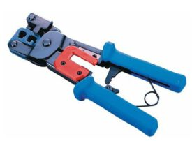 Ezi-Crimping tool Dintek – kìm bấm mạng 3 in 1, for 6/8P modular used
